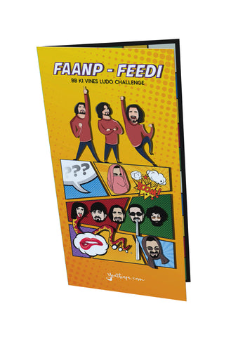 Faanp-Feedi by Sameer Fuddi