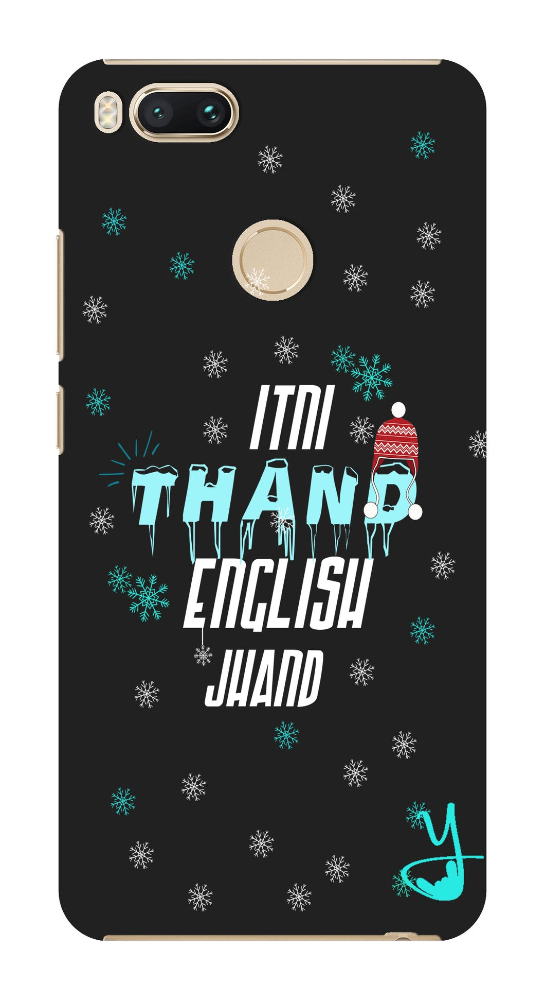 Itni Thand edition for Xiaomi Mi A1
