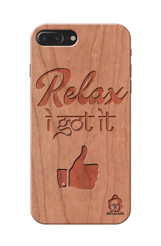 Cherry Wood Sameer Edition for I Phone 7 Plus