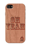 Cherry Wood Sameer Fudd*** Edition for I Phone 7