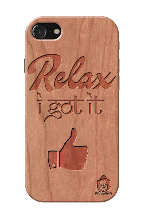 Cherry Wood Sameer Edition for I Phone 7