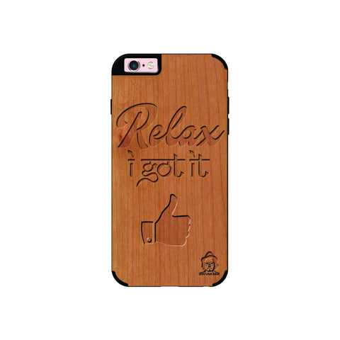 Cherry Wood Sameer Edition for I Phone 6/6s