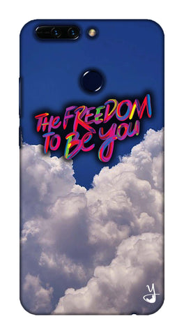 Freedom To Be You Edition for Huawei Honor 8 Pro