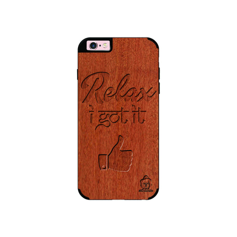 Rose Wood Sameer Edition for I Phone 6/6s