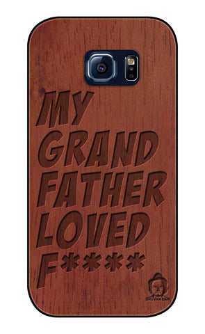 Rose Wood Sameer Fudd*** Edition For Samsung galaxy s6 Edge