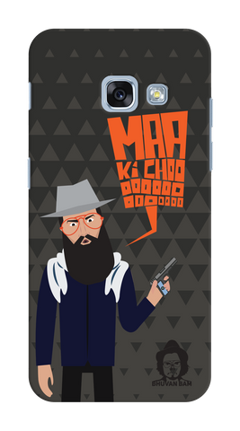 Papa Maaki*** Edition for Samsung Galaxy A3(2017)