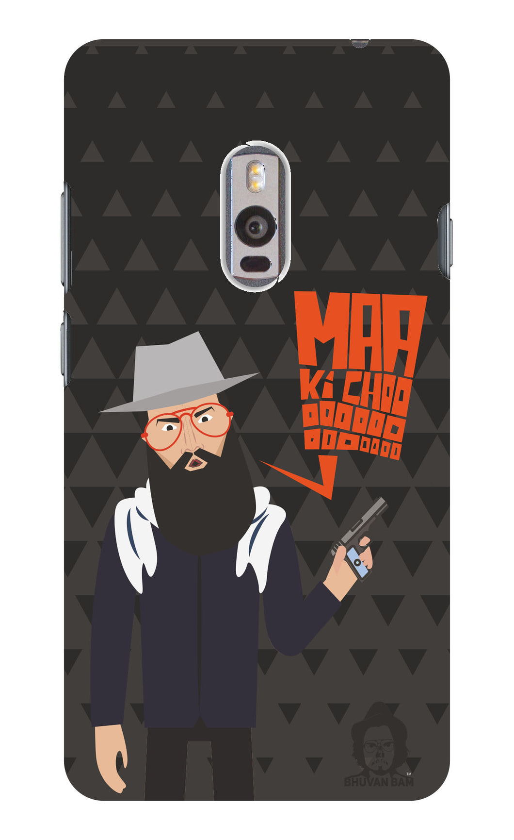 Papa Maaki*** Edition for One Plus 2