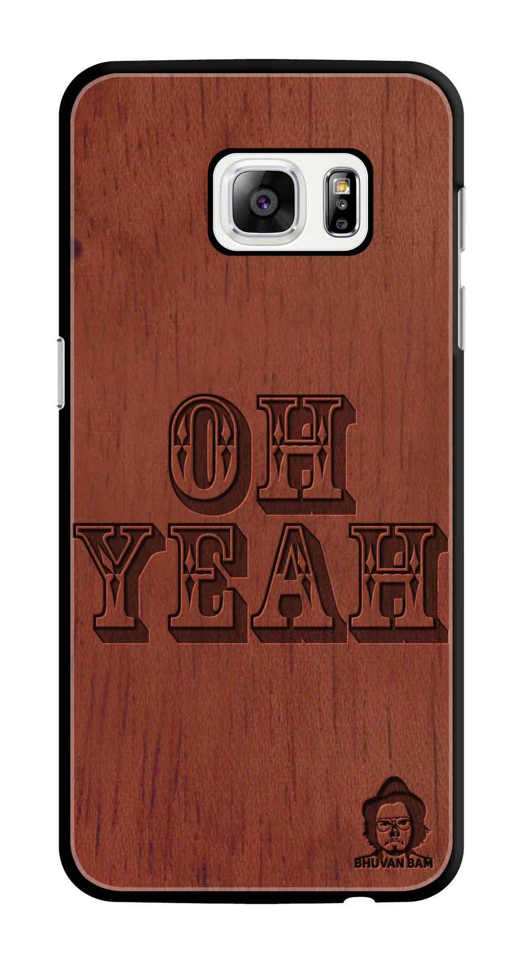 Rose Wood Sameer Fudd*** Edition For Samsung galaxy s7 Edge
