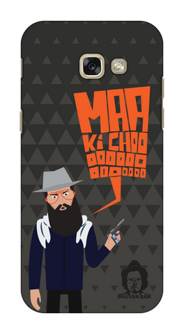 Papa Maaki*** Edition for Samsung Galaxy A7(2017)