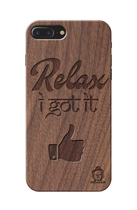 Wallnut Wood Sameer Edition for I Phone 7