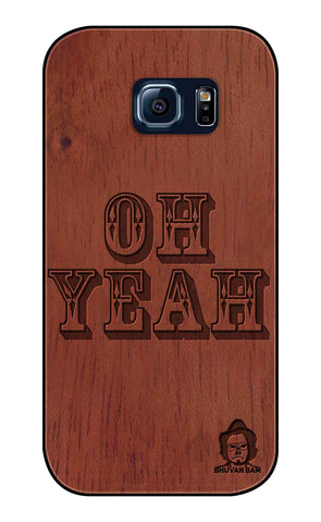Rose Wood Sameer Fudd*** Edition  For Samsung s6 Edge