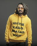 The Hustle-Bhasad Hoodie - Yellow