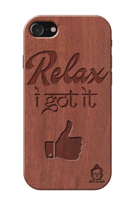 Rose Wood Sameer Edition for I Phone 7