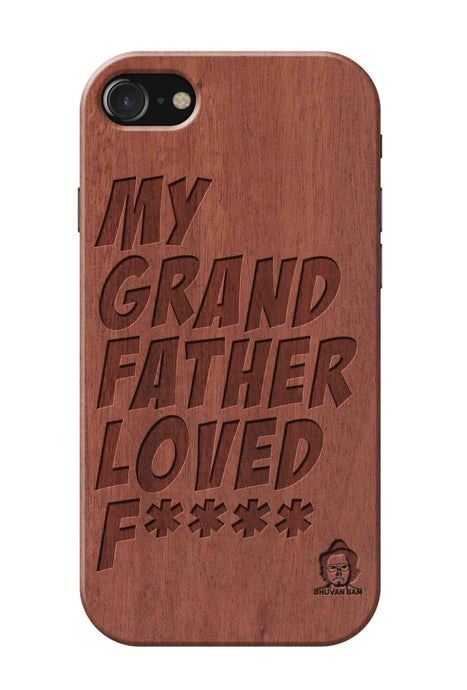 Rose Wood Sameer Fudd*** Edition for I Phone 7