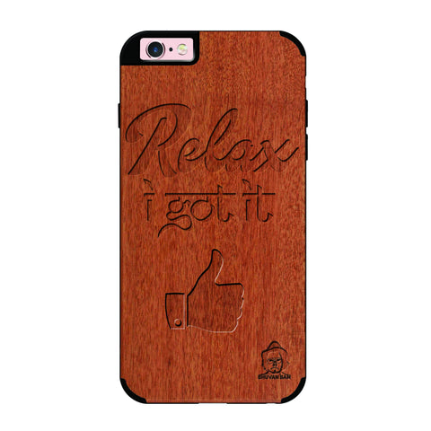 Rose Wood Sameer Edition for I Phone 6/6s Plus