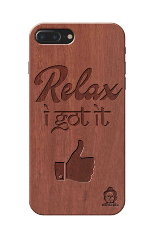 Rose Wood Sameer Edition for I Phone 7 Plus