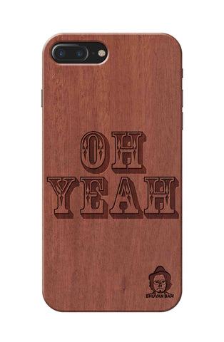 Rose Wood Sameer Fudd*** Edition For I phone 7 plus