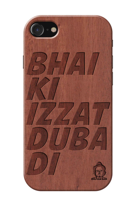 Rose Wood Izzat Edition for I Phone 7