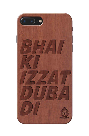 Rose Wood Izzat Edition for I phone 7 plus