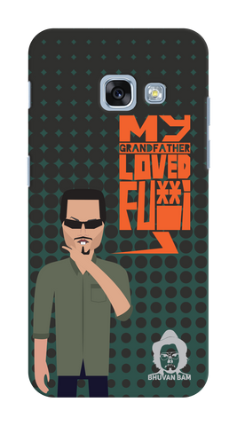 Sameer Fudd*** Edition for Samsung Galaxy A3(2017)