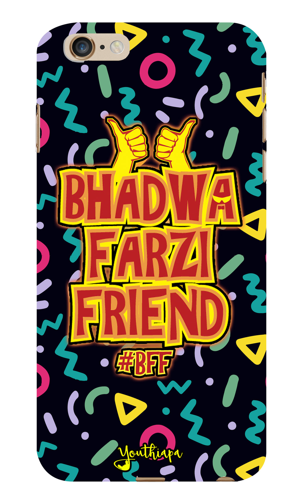 BFF Edition for I Phone 6/6s plus