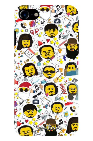 The Doodle Edition for Apple I Phone 7