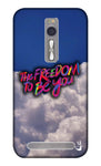 The Freedom To Be You Edition for Asus zenfone 2