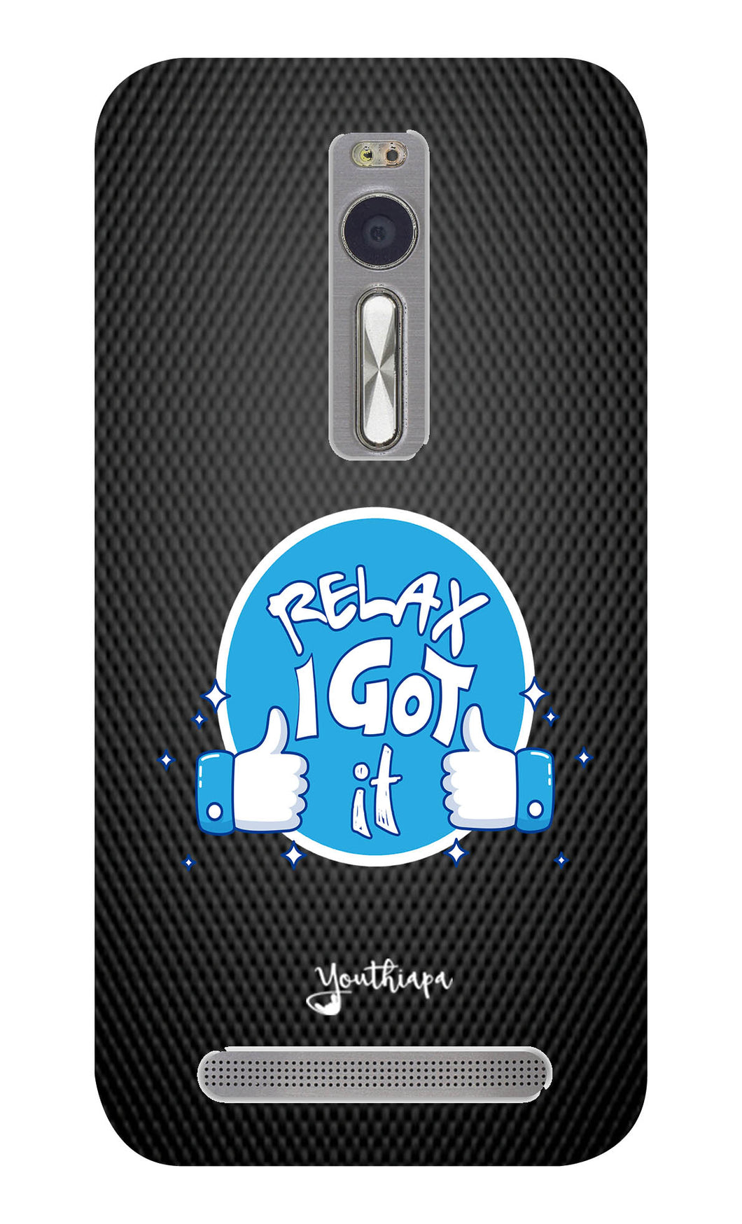 Relax edition for Asus Zenfone 2