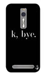 K BYE black for Asus Zenfone 2