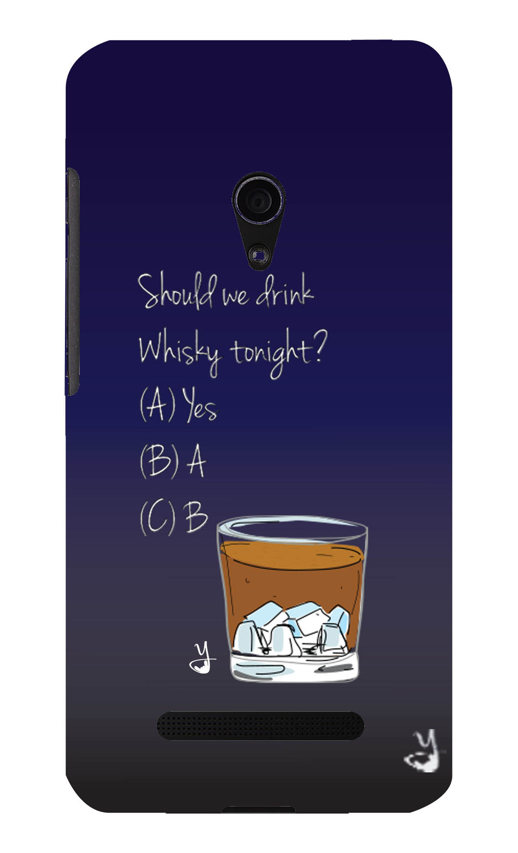 GET DRUNK edition for ASUS ZENFONE 5