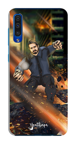 Angry Master Ji Saste Avengers Edition for Galaxy A50