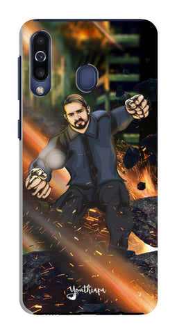 Angry Master Ji Saste Avengers Edition for Galaxy M30