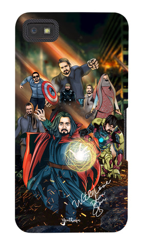 BB Saste Avengers Edition for Blackberry Z10