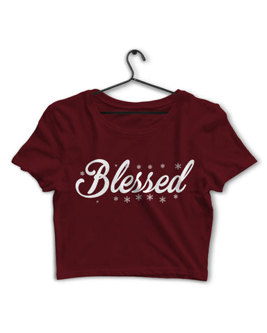 Blessed Edition - Crop Top