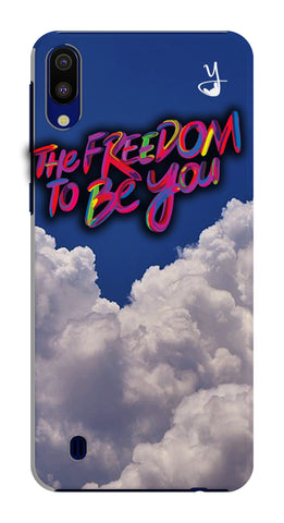 The Freedom To Be You Edition for Galaxy M10