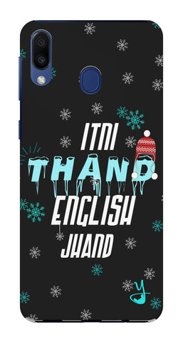 Itni Thand edition for Galaxy M20