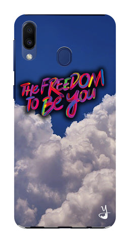 The Freedom To Be You Edition for Galaxy M20