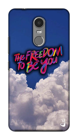 The Freedom To Be You Edition for Lenovo K6 Note