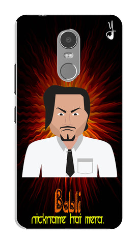 Angry Master Ji Edition for Lenovo K6 Note