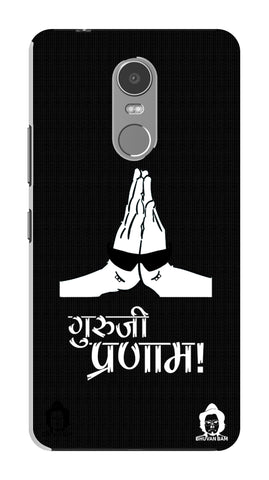 Guru-ji Pranam Edition for Lenovo K6 Note