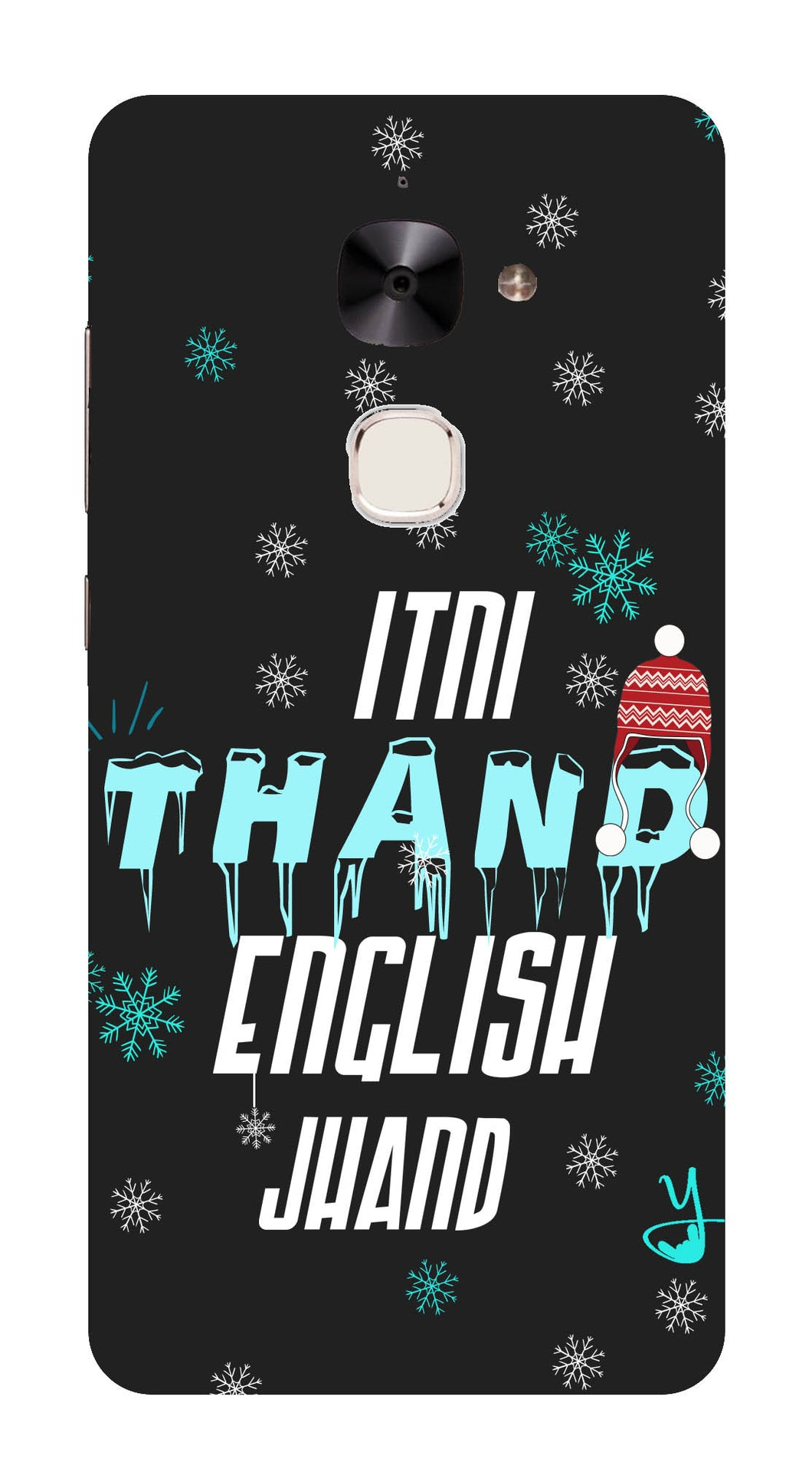 Itni Thand edition for Leeco le2