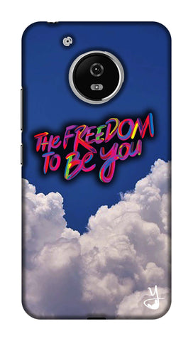 The Freedom To Be You Edition for Moto G5