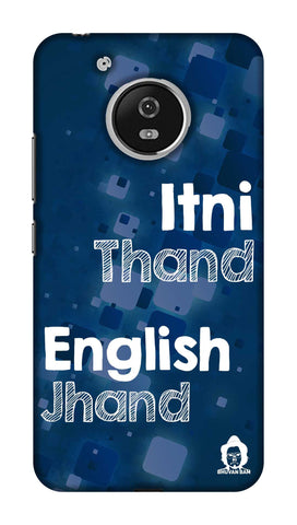 English Vinglish Edition for Moto G5