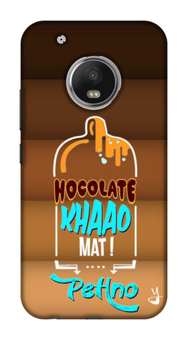 Sameer's Hoclate Edition for Moto G5 Plus