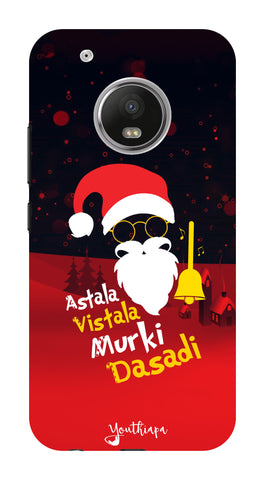 Santa Edition for Motorola Moto G5 Plus