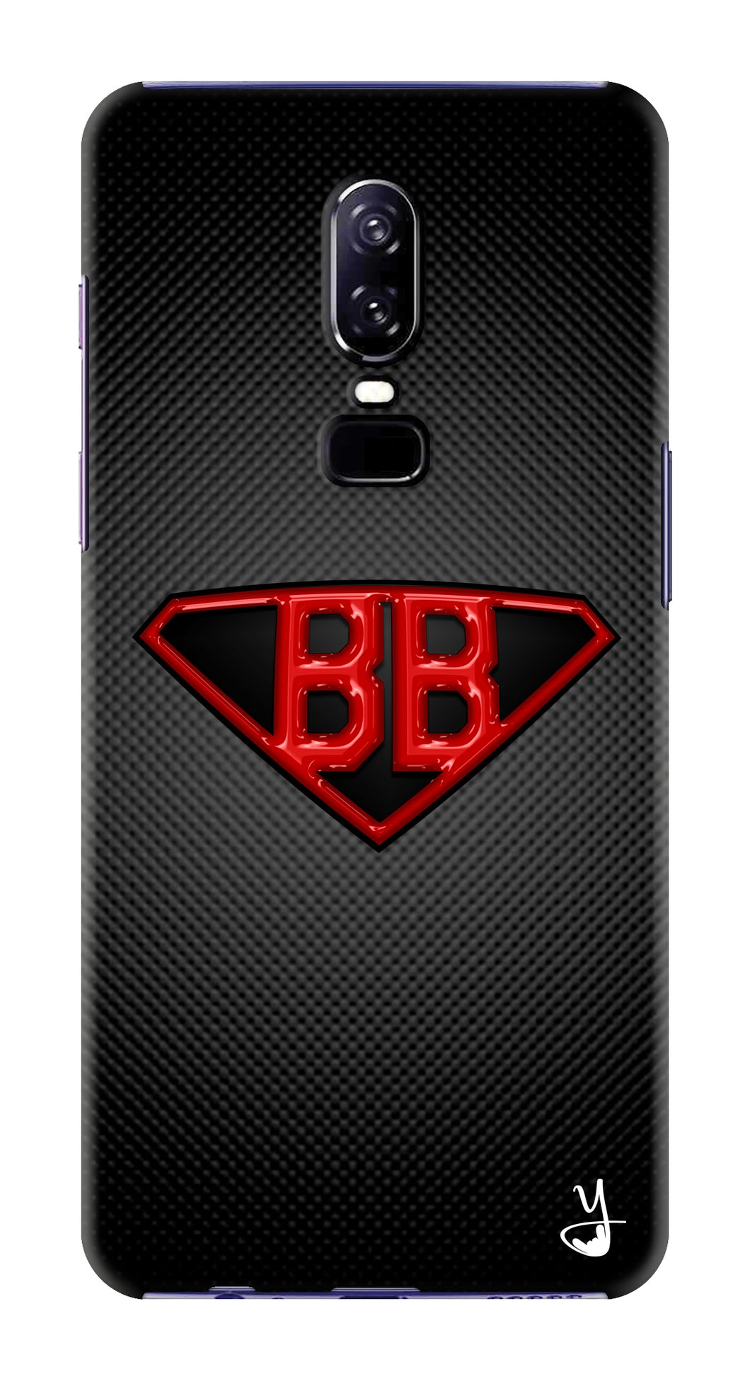 BB Super Hero Edition for One Plus 6