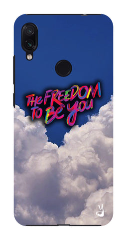 The Freedom To Be You Edition for Redmi Note 7 Pro