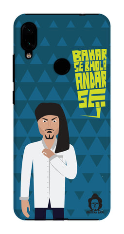 MR. HOLA  EDITION for Redmi Note 7 Pro