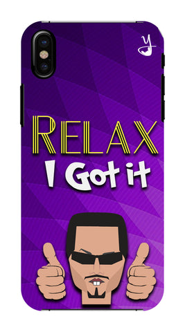 Sameer's Relax edition for I PHONE X
