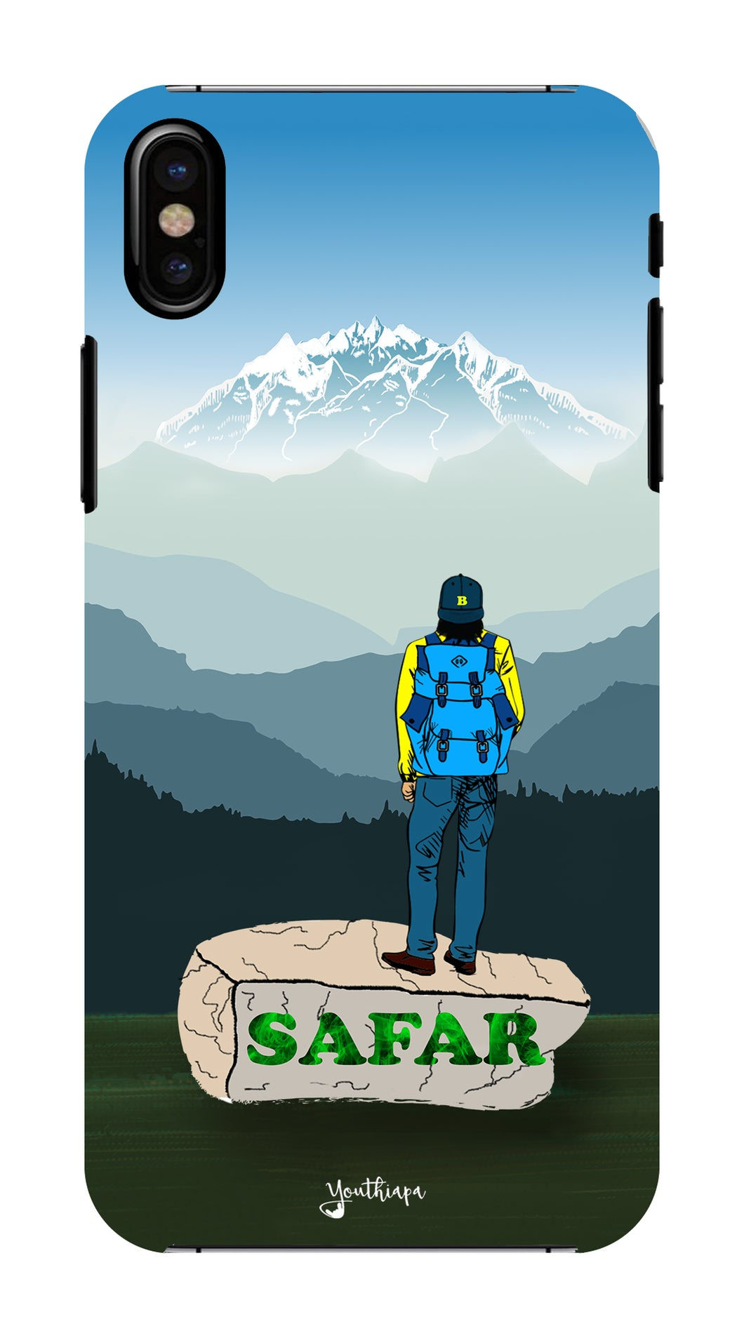 Safar Edition for I Phone XS Max